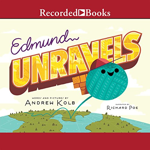 Edmund Unravels Audiobook By Andrew Kolb cover art