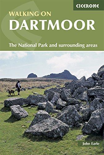 Walking on Dartmoor: National Park and surrounding areas (Cicerone British Walking)