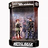 Metal Gear Solid Special Edition Solid Snake & Meryl Action Figure 2-pack by McFarlane Toys