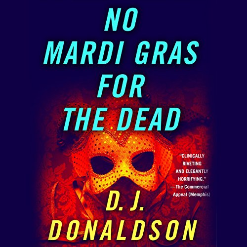 No Mardi Gras for the Dead audiobook cover art