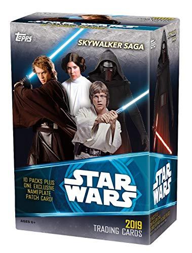 Topps 2020 Star Wars Skywalker Saga Value Box