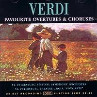 Verdi: Favourite Overtures
