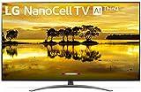LG 55SM9000PUA Alexa Built-in Nano 9 Series 55' 4K Ultra HD Smart LED NanoCell TV (2019)