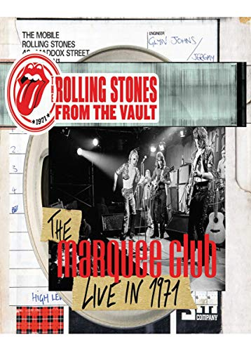 The Rolling Stones - From The Vault - The Marquee Club, Live in 1971 [