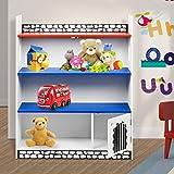 Taylor & Brown - Estantería para libros infantiles