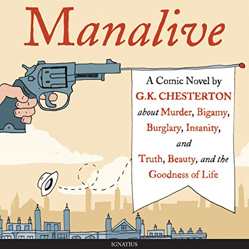 Manalive cover art