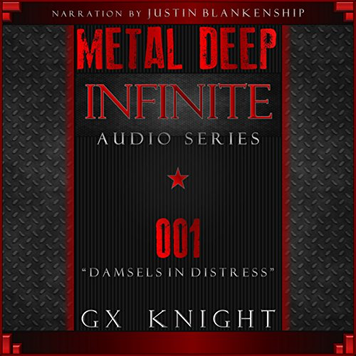 Metal Deep: Infinite - Episode 1 audiobook cover art