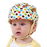 ★ Baby safety helmet is ultimate head guard for babies and kids who are learning crawling, walking and playing. It is applicable for 8 months baby to 36 months old kid which is made by experts with extra care ensuring complete safety of your child. ★...