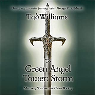 To Green Angel Tower, Part 2     Memory, Sorrow & Thorn, Book 4              By:                                                                                                                                 Tad Williams                               Narrated by:                                                                                                                                 Andrew Wincott                      Length: 32 hrs and 37 mins     406 ratings     Overall 4.7