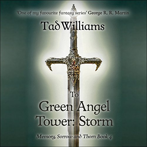 To Green Angel Tower, Part 2 audiobook cover art
