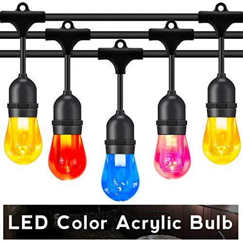 Fule Advanced Weatherproof Color Lights