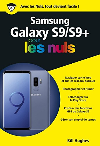 Samsung Galaxy S9/S9+ Poche Pour les Nuls