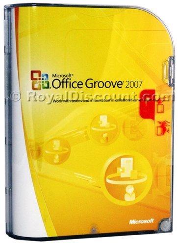 Microsoft Office Groove 2007 Win32 English AE CD