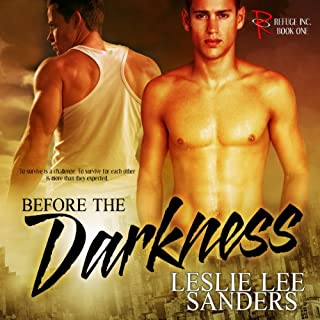 Before the Darkness audiobook cover art