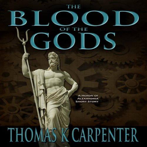 The Blood of the Gods audiobook cover art