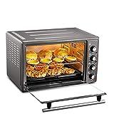 HSIDHG-988 Four électrique, acier inoxydable, grand thermostat multifonction Four...