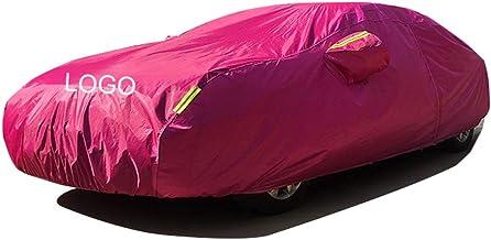 Cubierta para coche Compatible con Jaguar XF Cubierta de coche Cubierta de polvo Cubierta de coche Cubierta de polvo Lluvia Protección solar Protección UV Para aceptar LOGO personalizado Cubierta de c