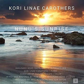 Nunu's Sunrise (Instrumental Alternate Mix) [feat. Eugene Friesen]
