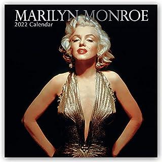 Marilyn Monroe 2022 – 16-Monatskalender: Original The Gifted Stationery Co. Ltd [Mehrsprachig] [Kalender]: Original Graphi...