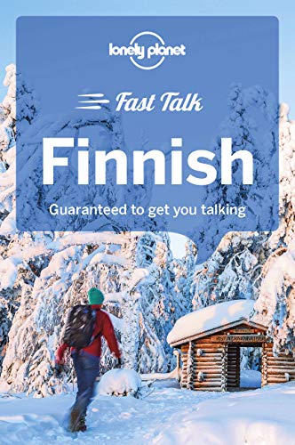 Lonely Planet Fast Talk Finnish [Lingua Inglese]