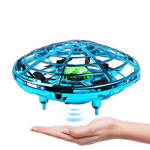 Hand Operated Drone for Kids Adults, Flying Toys...