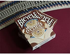 Occult Deck Bicycle by Gambler's Warehouse Trick