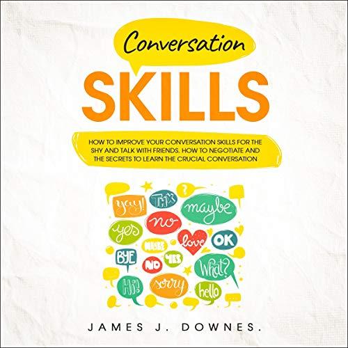 Conversation Skills cover art
