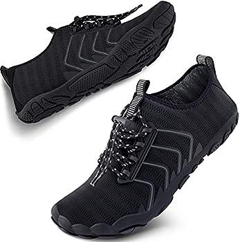 SAYOLA Water Shoes Unisex Quick Dry Sports Swim Aqua Shoes