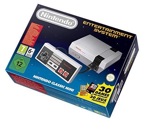 Nintendo NES - Consola Classic Mini...