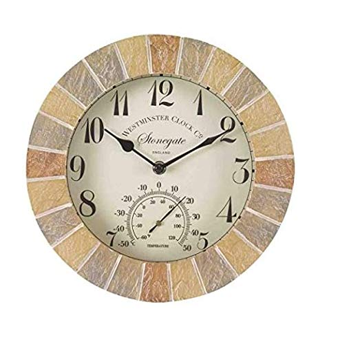 Marco Paul Large 10' Vintage Style Stone Effect Home & Garden Indoor &...