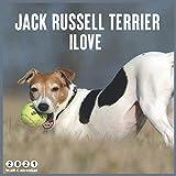 Ilove Jack Russell: 2021 Wall & Office Calendar, 12 Month Calendar