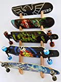 Pro Board Racks Longboard Wall Rack Mount (Holds 5 Board)