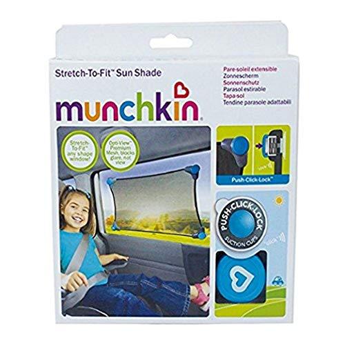 Munchkin Stretch To Fit Car Window Sun Shade