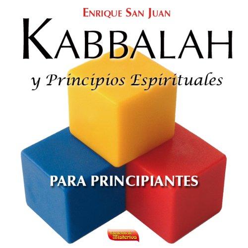 Kabbalah y Principios Espirituales para principiantes audiobook cover art