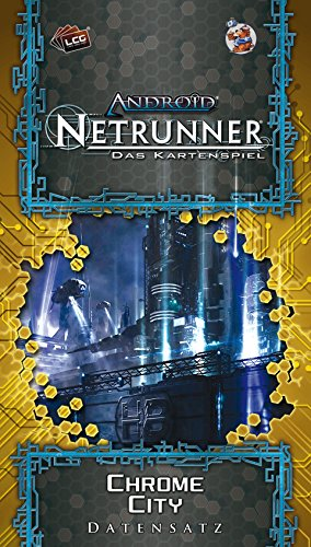 Android Netrunner: Chrome City (Erw.)