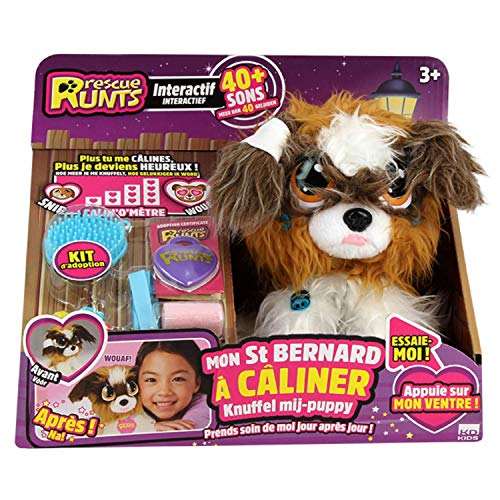 Rescue Runts- San Bernard Interactivo,...