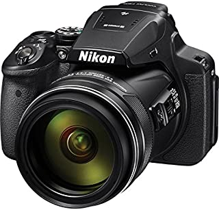 Nikon Coolpix P900 - 16 MP, Point and Shoot Camera, Black