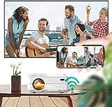 Zoom IMG-2 proiettore wifi bluetooth artlii enjoy2