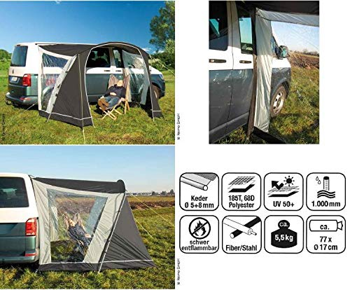 Reimo Tent Technology Sonnensegel Playa Van, Vorzelt (9329906880)