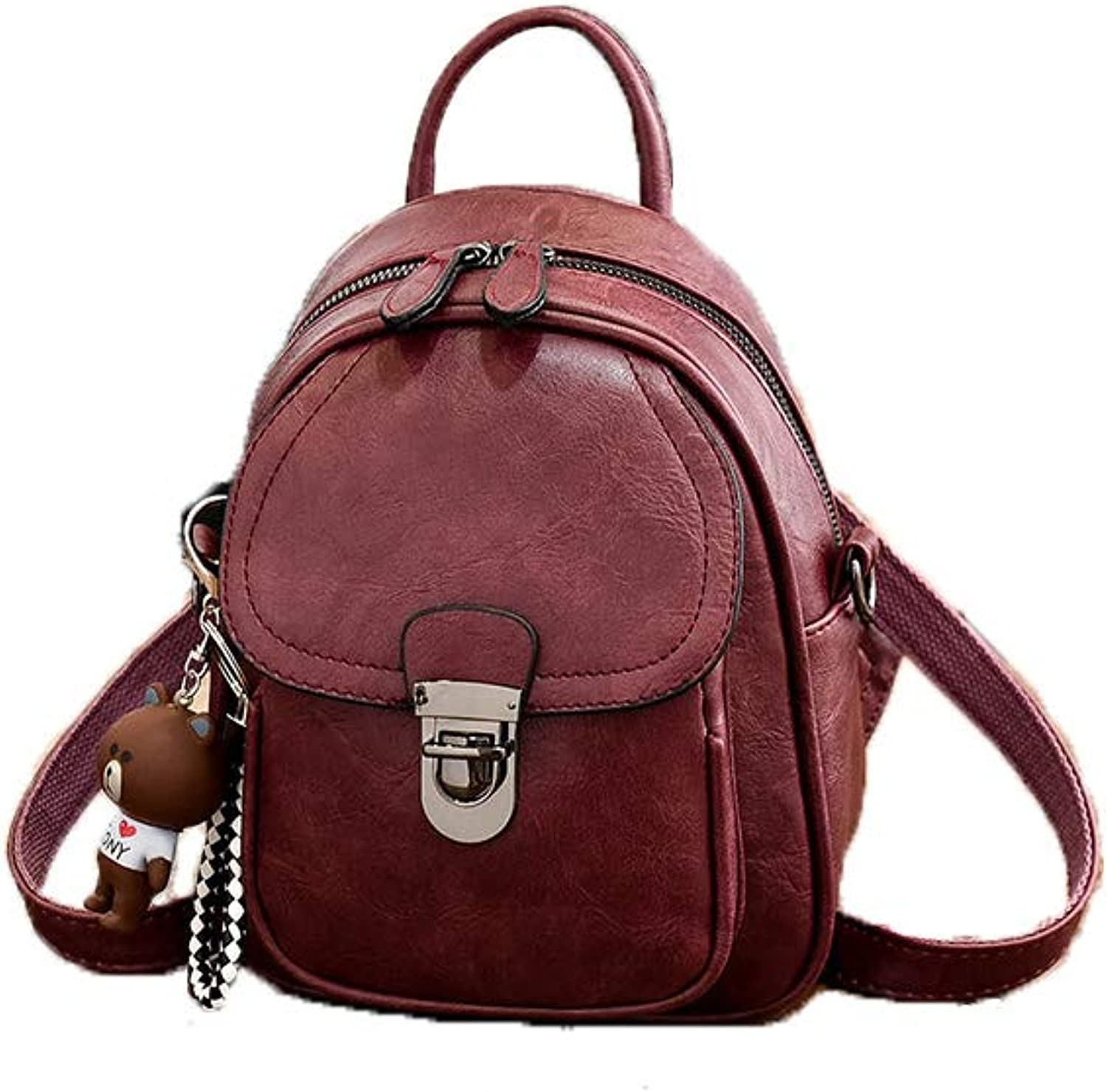 The Girl's Versatile Backpack is is is Perfect for Everyday Travel
