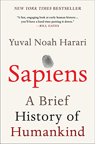 Sapiens: A Brief History of Humankind (English Edition)