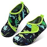 JOINFREE Boys Girls Athletic Water Shoes Soft Slip on Aqua Socks for Kids...