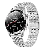 ZBY TK28 Smart Watch Bluetooth Call Smartwatch Uomo Donna Sport Fitness Orologio da polso per iOS Android A