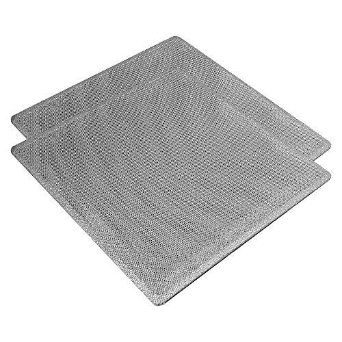 Fettfilter eckig Metall 284x284mm, 2 Stück 00298619 298619 Bosch, Siemens, Neff