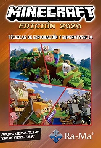 Minecraft, Edición 2020 Técnicas de exploración y supervivencia