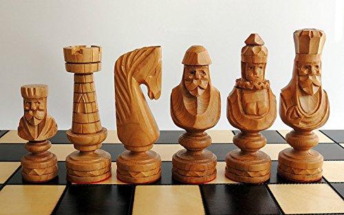 Madera Para Tallar De Cerezo Marca Master of Chess