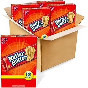 48-Count Nutter Butter Peanut Butter Sandwich Cookies (1.9oz)