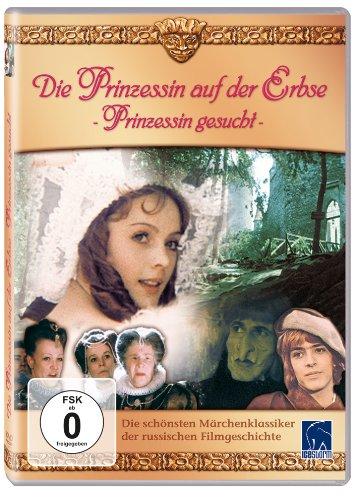 Die Prinzessin auf der Erbse - Prinzessin gesucht!