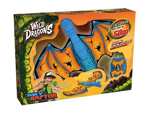 World Brands – Sky Raptor, Dragon volateur (80585), modèles / Couleurs Assorties, 1 unité