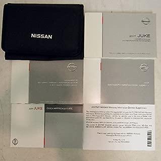 2017 Nissan Juke Owners Manual Guide Book